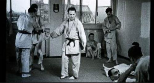 moshe feldenkrais pratica judo negli anni '30
