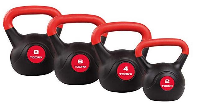 kettlebell per allenamamento funzionale